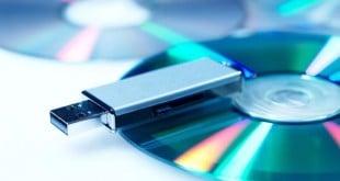 Reproducción automática de CD/DVD y unidad USB
