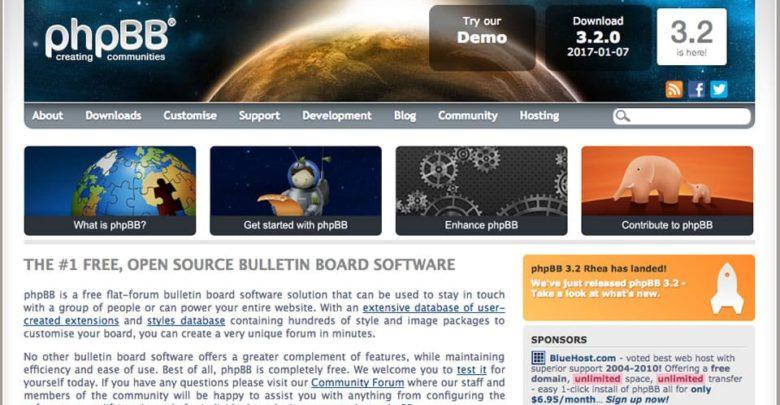 Photo of Instalación de los foros phpBB versión 3