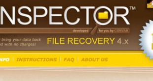 Recupera datos perdidos en tu disco duro