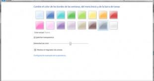 Crear un tema de escritorio para Windows 7
