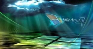 En Windows 7 desaparecen los accesos directos en el escritorio