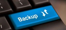 Backup y restore