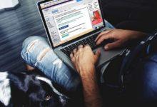 Buscar en Internet desde el menú Inicio