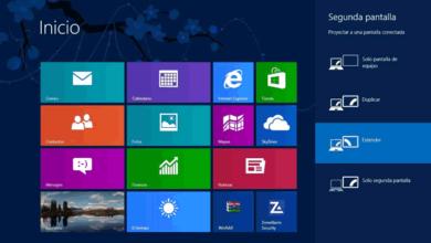 Como aumentar el tamaño del texto en la ventana de Inicio en Windows