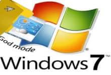 Photo of GodMode en Windows 7