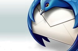 Error en Thunderbird: bandeja de entrada llena