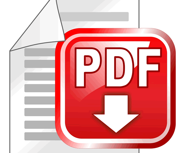 Cuardar documento en formato PDF en Microsoft Office 2010