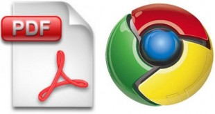 Como utilizar Google Chrome como lector de PDFs
