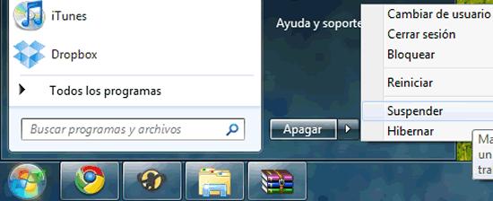 Controlar Windows Update en el apagado del equipo