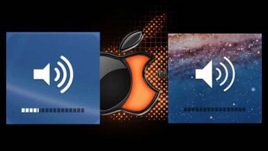 Mínimo nivel de sonido en tu Mac
