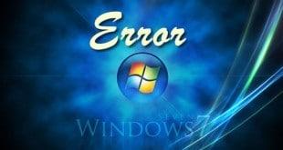 Especificar directorio para guardar archivos de error en Windows