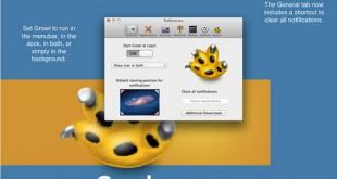 Growl, centro de notificaciones en tu Mac