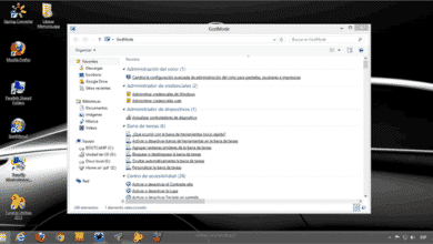 Activa God Mode en Windows 8