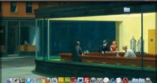 Acceso rápido al escritorio de Mac