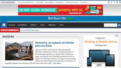 Photo of Dos recuadros destinados a resaltar contenido en una web