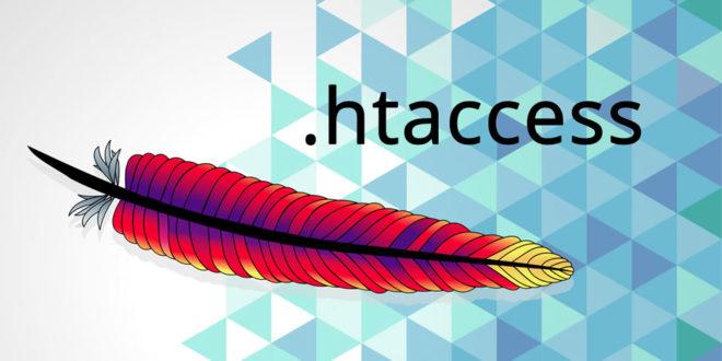 Gestionar el archivo .htaccess en servidores Apache
