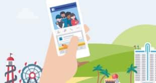Puesta en acción del 'Portal para padres' de Facebook