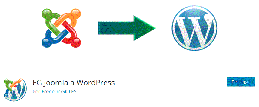 FG Joomla to WordPress