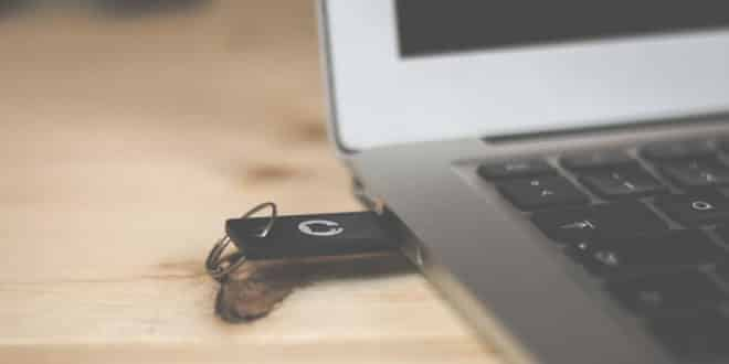 Proteger disco USB con BitLocker
