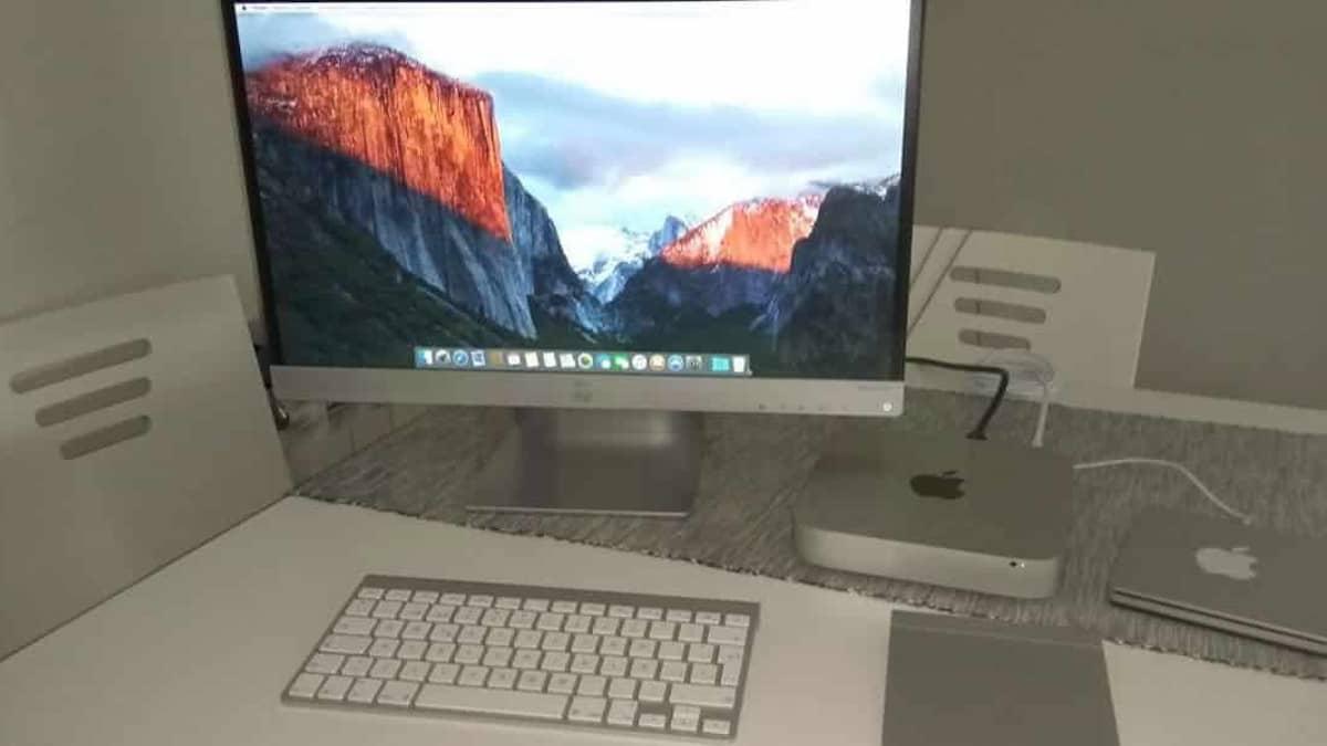 Cómo compartir directamente archivos entre un ordenador Mac y otro con Windows 10