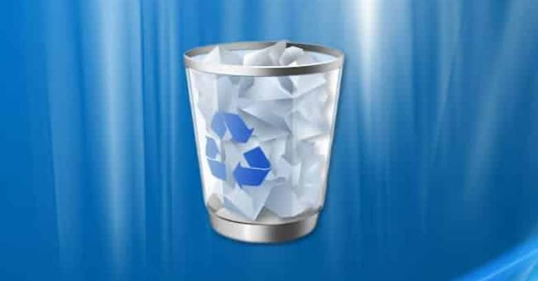 Photo of Desactivar la opción Propiedades en la Papelera de reciclaje