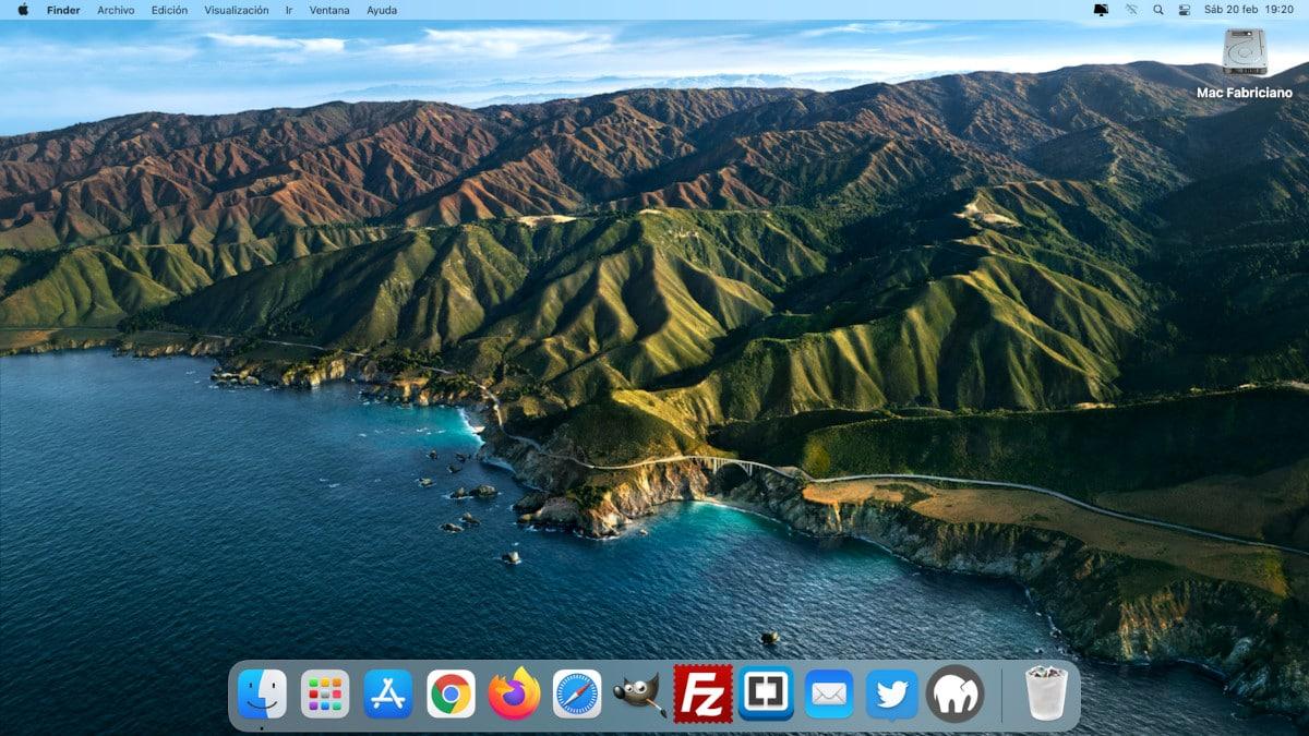 Compartir archivos entre un ordenador Mac y dispositivos iOS con AirDrop