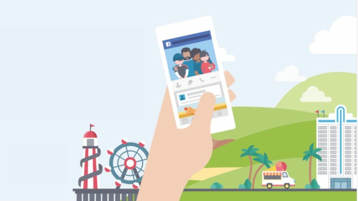 Recomendamos utilizar el Portal para padres de Facebook