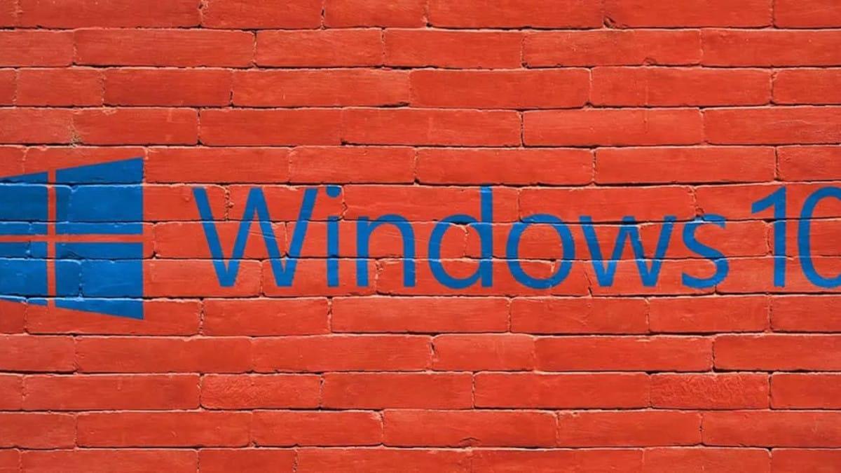 Cómo efectuar un inicio limpio en Windows 10
